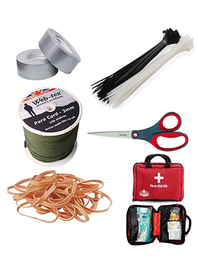 Essential Items for Your Camping Toolbox