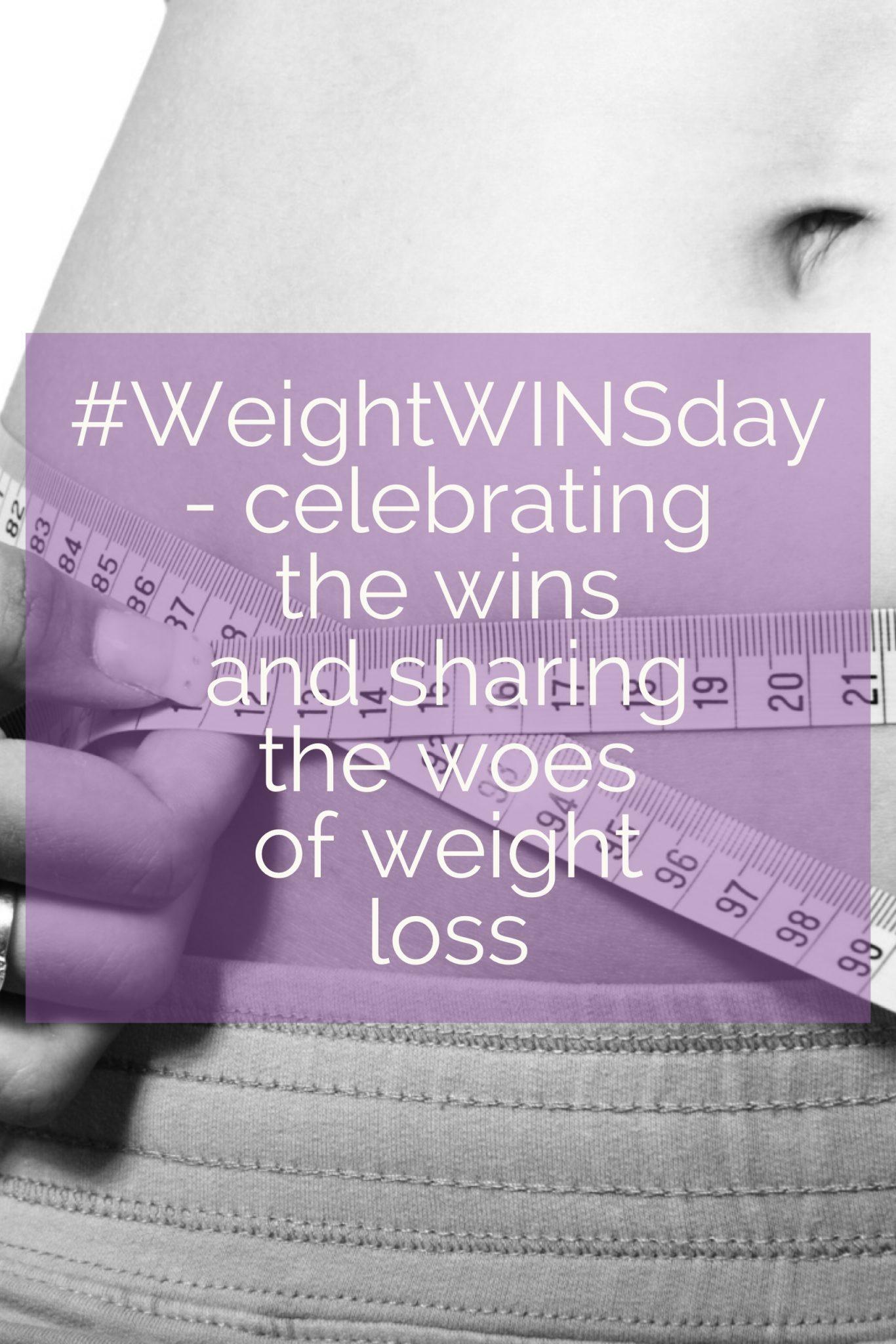 Introducing #WeightWINSday