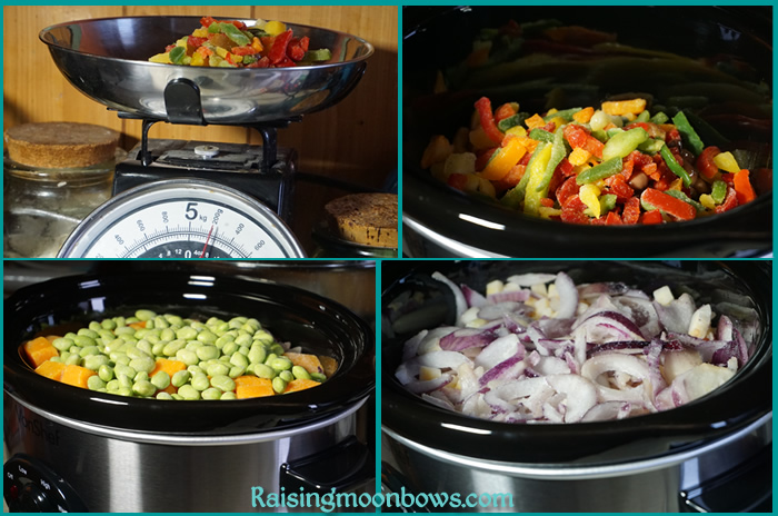 Healthy and Easy Thick Minestrone Recipe - Prep