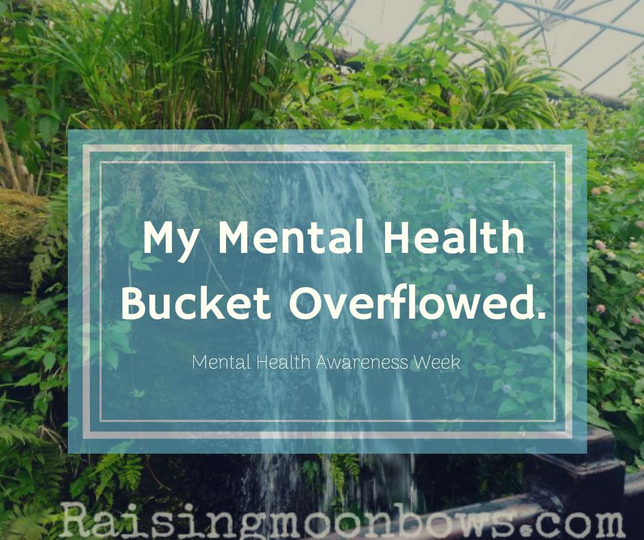 My Mental Health Bucket Overflowed - FI