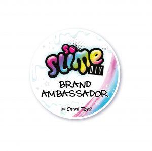 So Slime DIY Slime Factory Review - badge
