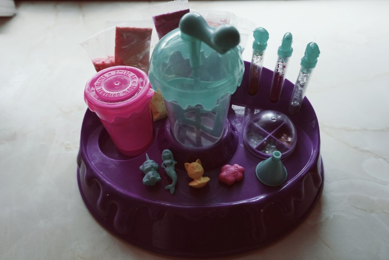 So Slime DIY Slime Factory Review - factory