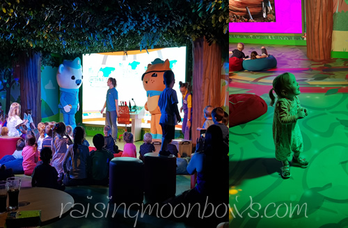 Staying at Cbeebies Hotel Alton Towers - entertainment